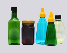Plastic Rigid Bottle